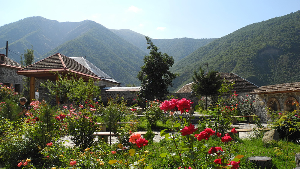 Golden Ring of Azerbaijan (09 nights/ 10 days)