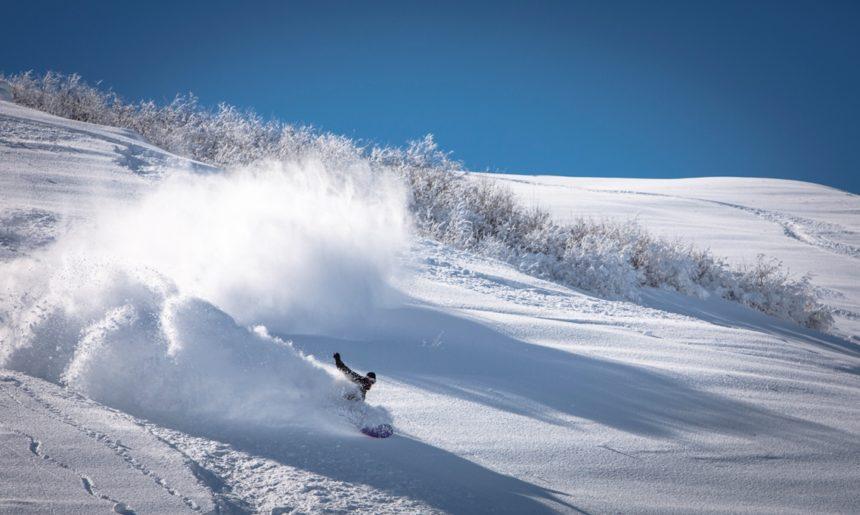 skiing in shahdag