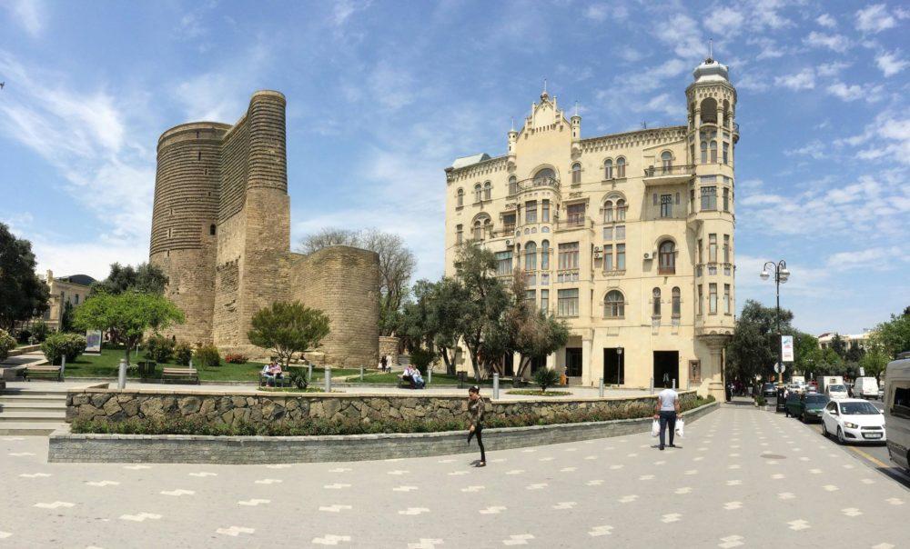 Baku City Break (03N/ 04D)