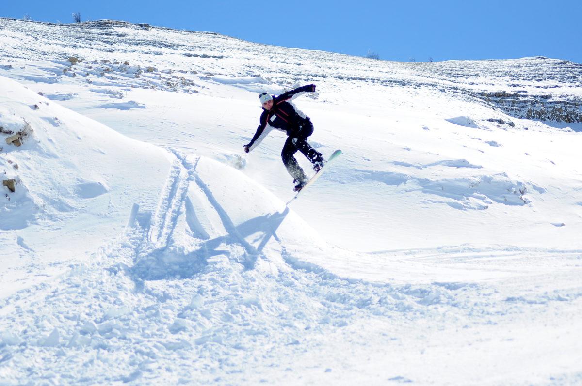 skiing in shahdag 2
