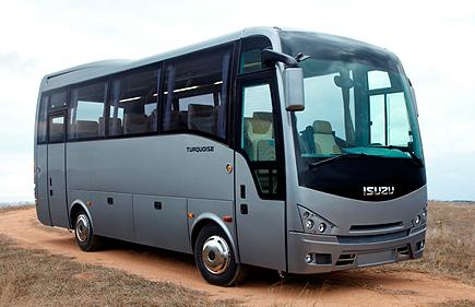 Isizu Turquoise 31 seater