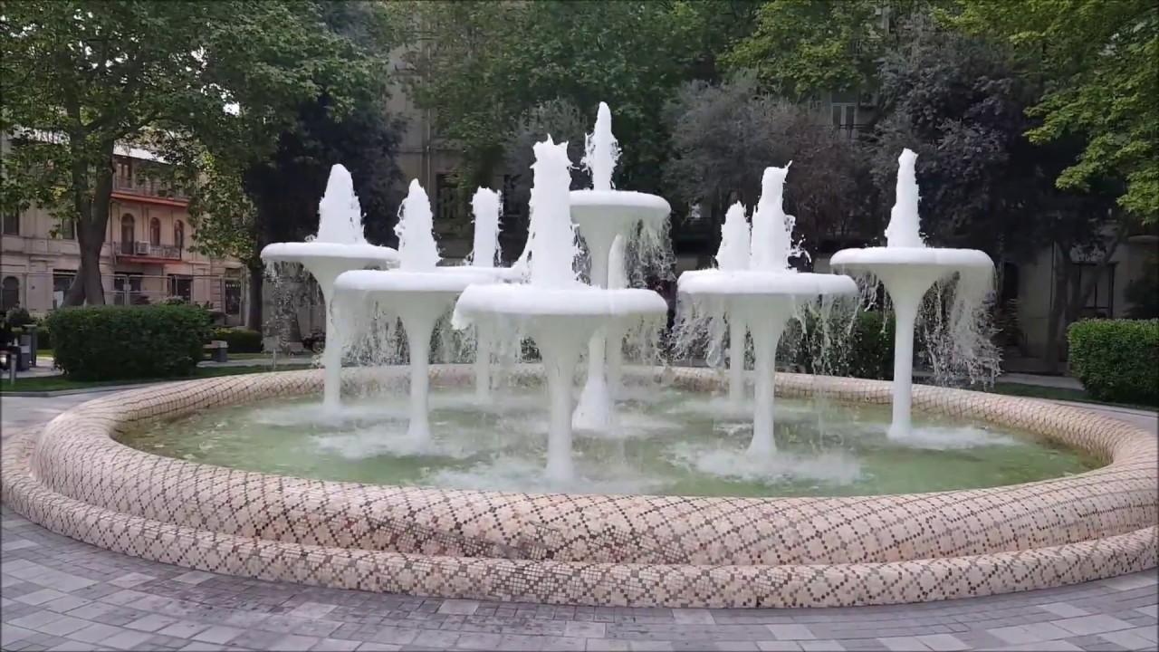 Fountains Square of Baku