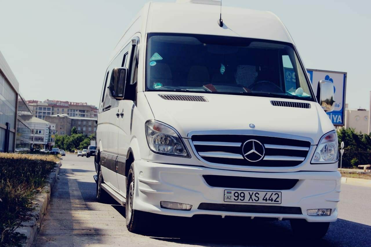 transfer in Baku