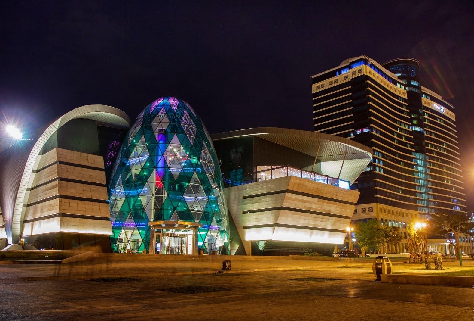 Baku Shopping tour (03 nights/ 04 days)