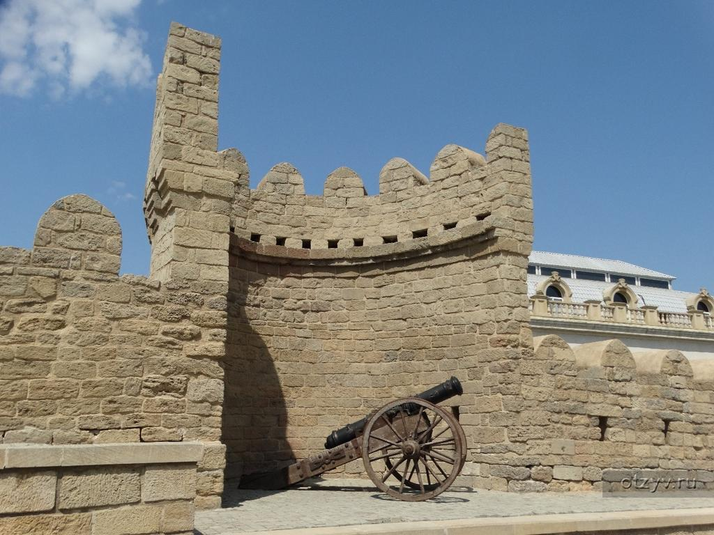 Half Day Baku Old City Tour