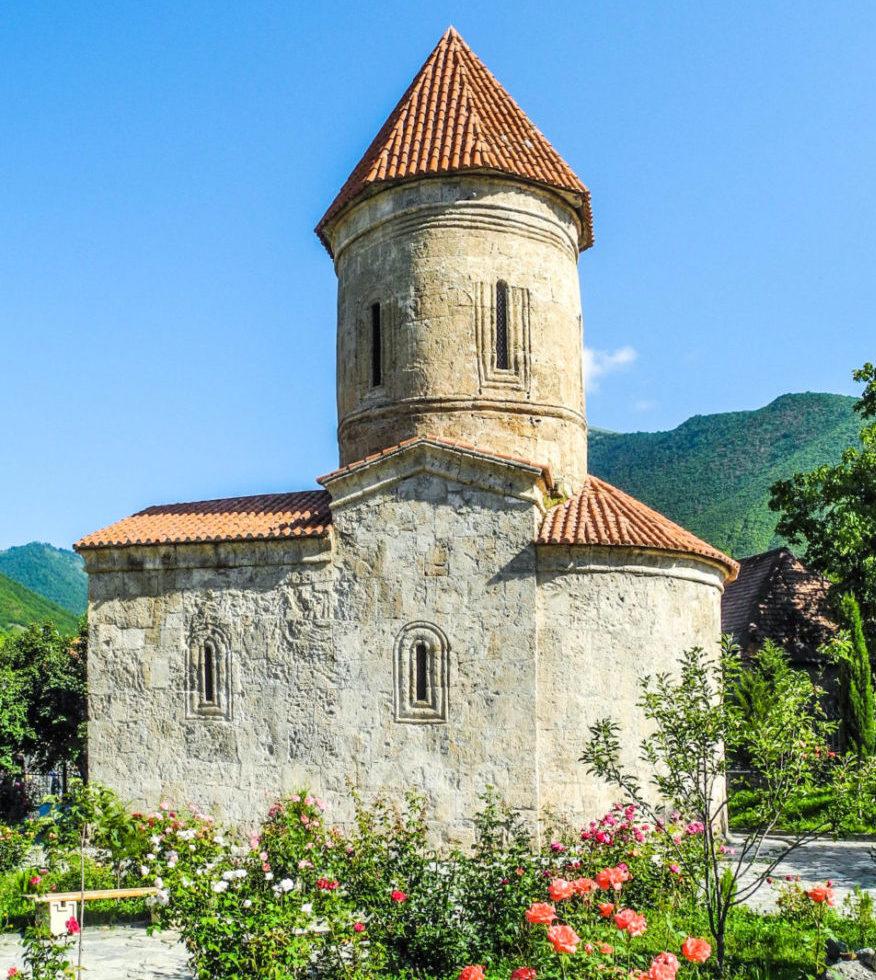 Kish church