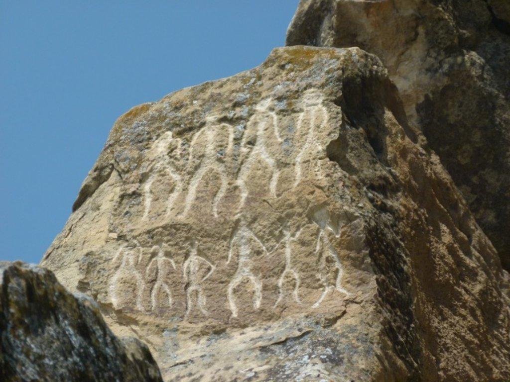 Gobustan Petroglyphs tour