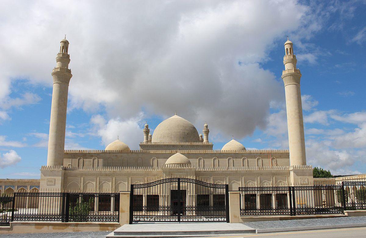 Shamakhi Juma Mosque