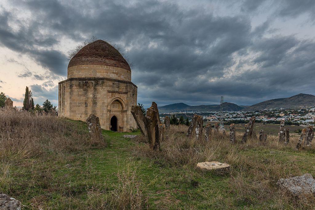 Yeddi Gumbaz Mausoleum