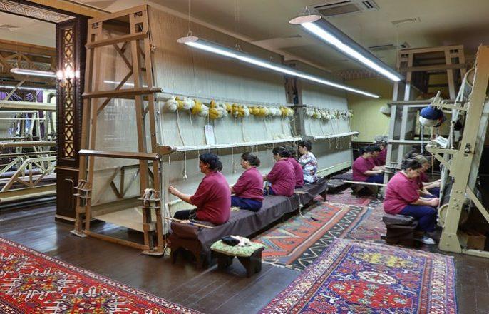 Azerbaijan Carpet Tour