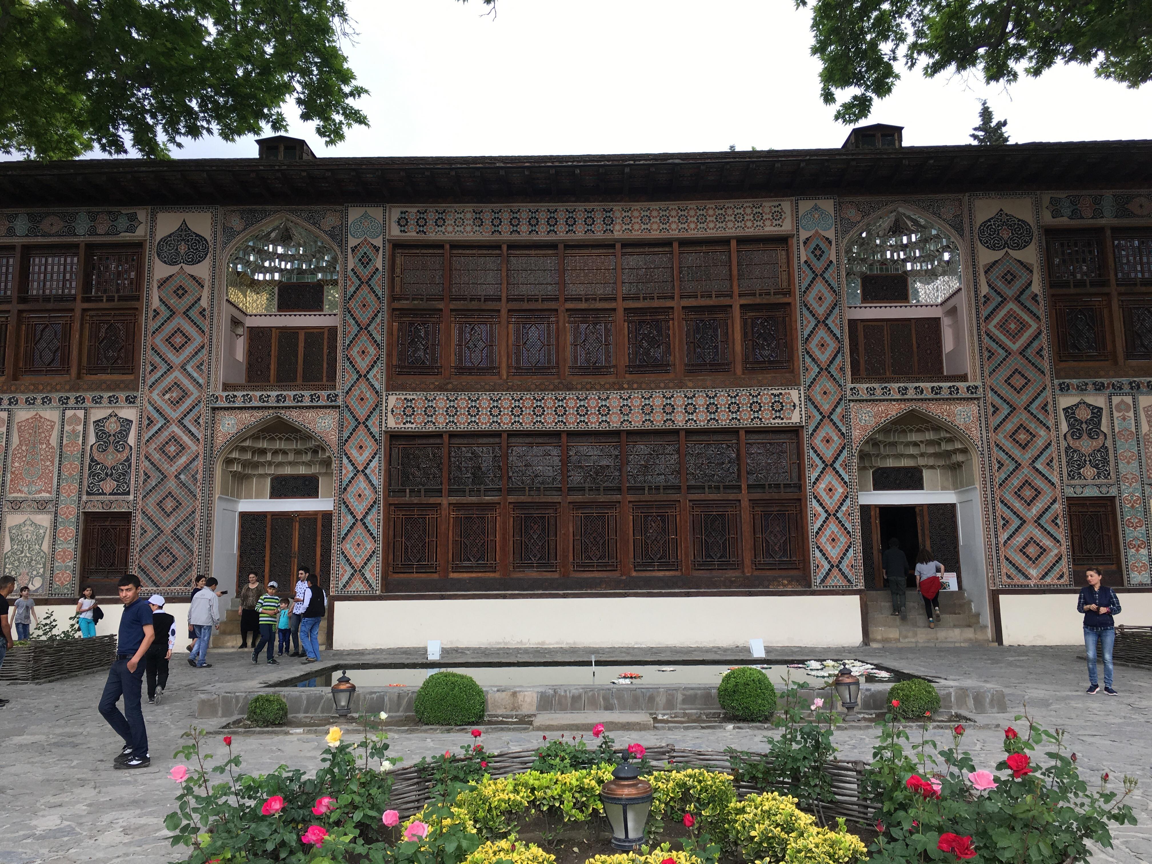 Shaki Khans Palace