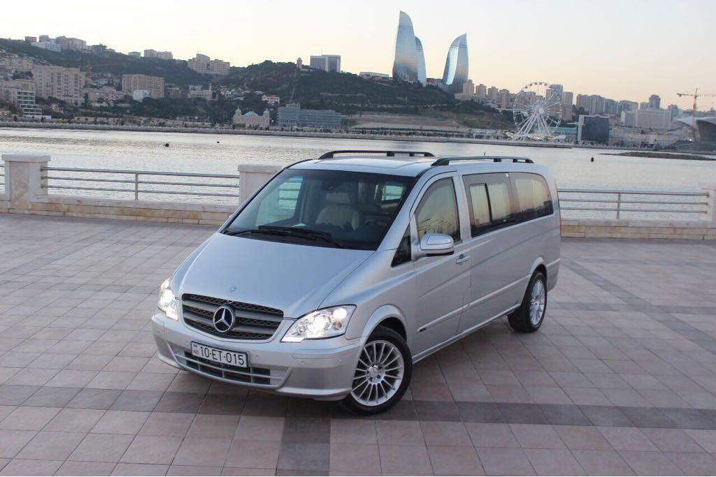 VIP Mercedes Viano
