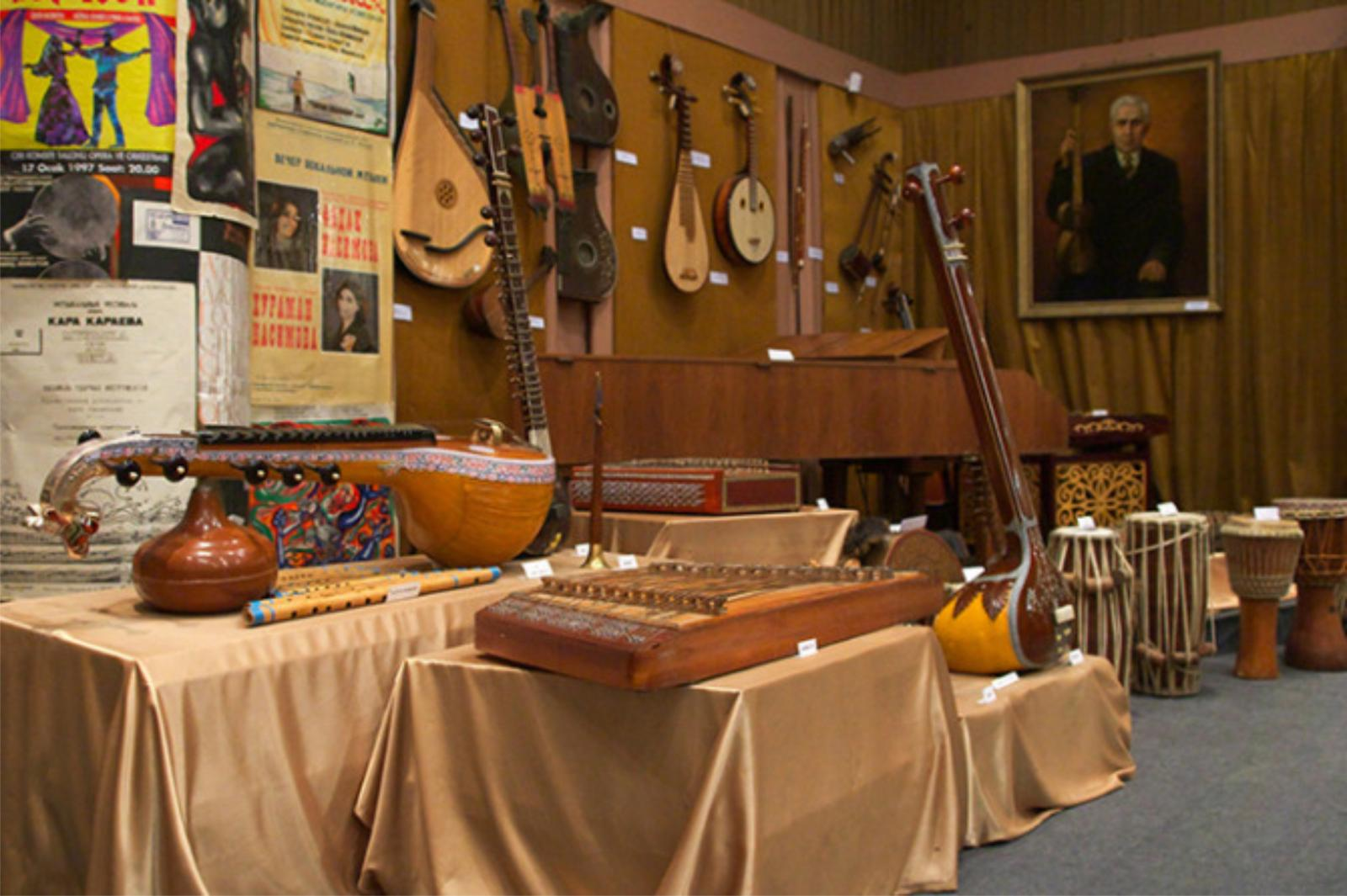 The State Museum of Musical Culture of Azerbaijan