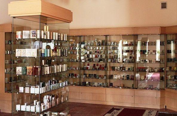 Miniature-books museum